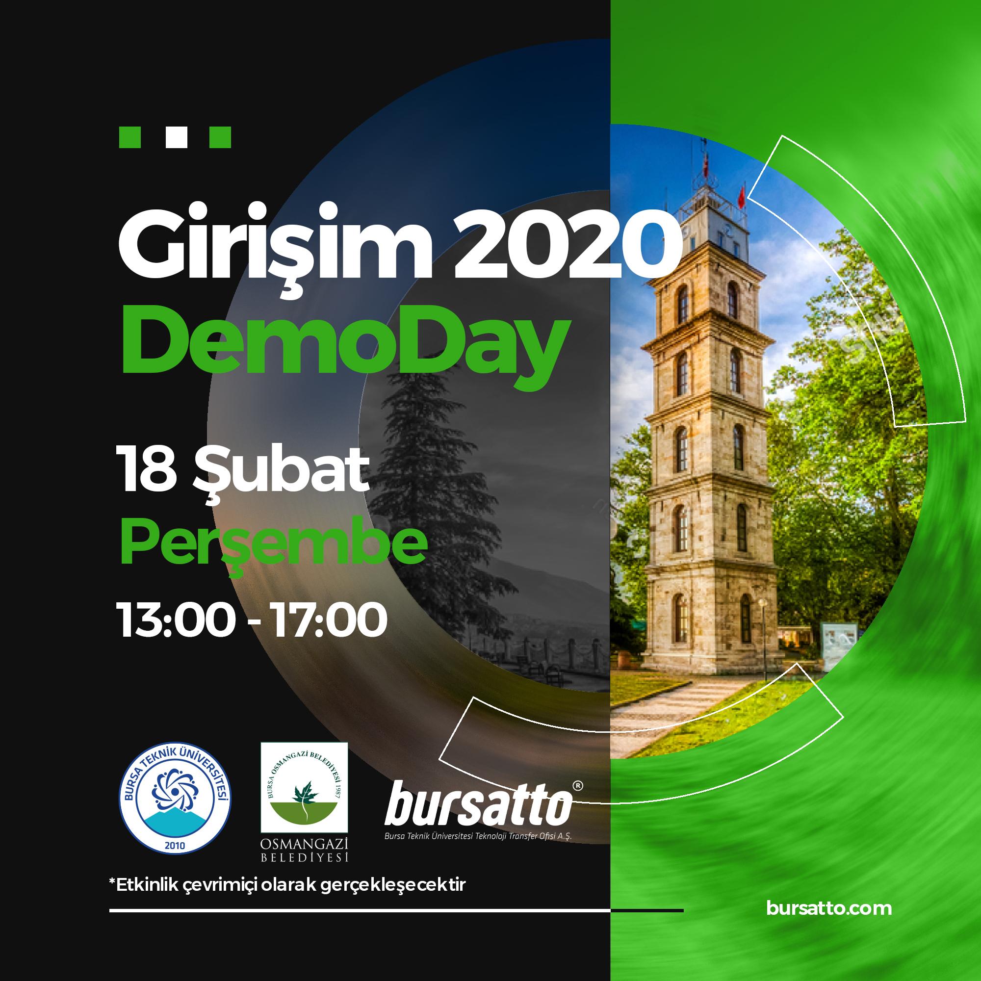 Girişim2020 Demoday